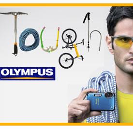 Olympus y su serie Tough IHS, cámaras resistentes a condiciones extremas