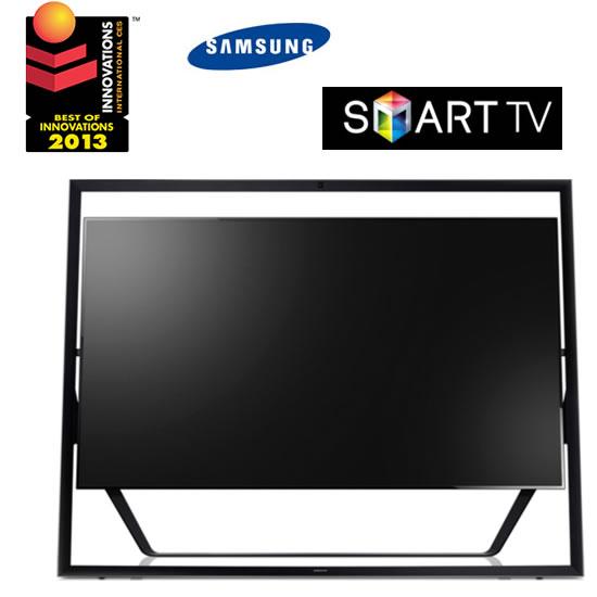 #CES2013 UN85S9: Samsung Ultra HD 85″ con Ultimate Picture y calidad de sonido