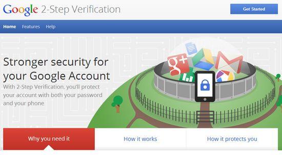 google-2-step-verification