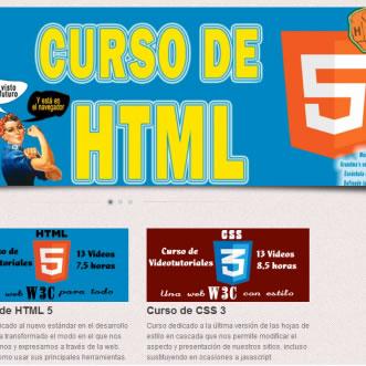videotutoriales.com : Cómo aprender a programar java, php, joomla y + en español