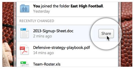 dropbox-notification-share