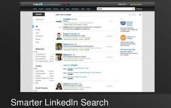 linkedin-search