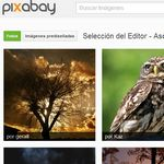 Pixabay, miles de imágenes de alta calidad con licencia Creative Commons para usar libremente