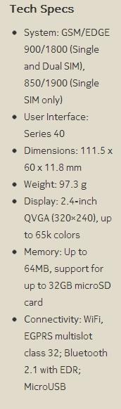 asha-210-especificaciones