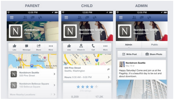 facebook-mobile-pages-parent-child-admin