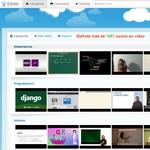 Edutin, docenas de cursos en vídeo en español sobre diferentes temas y gratis