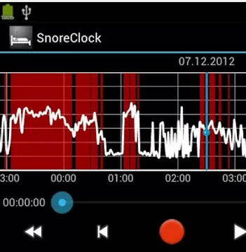 snore-clock
