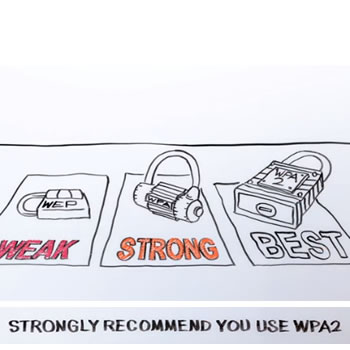 Recomendaciones para mejorar la seguridad de tu red WiFi