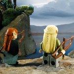 The Hobbit: The Desolation of Smaug, el primer tráiler desarrollado con LEGO – Alucinante!