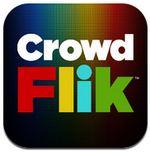 Crowdflik permite crear vídeos colaborativos de eventos