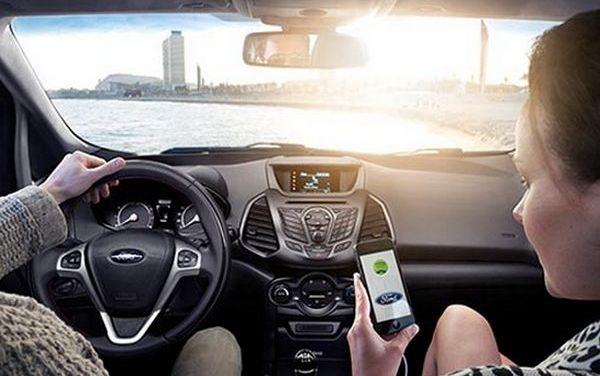 Ford y Toyota anuncian el Consorcio SmartDeviceLink para acelerar estándar de app móviles para vehículos #CES2017