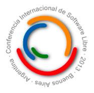 Comenzó la Conferencia Internacional de Software Libre CISL 2013  [ARG]