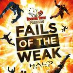 Fails of the Weak – Halo Edition – bloopers, muertes accidentales y más que suceden durante el juego