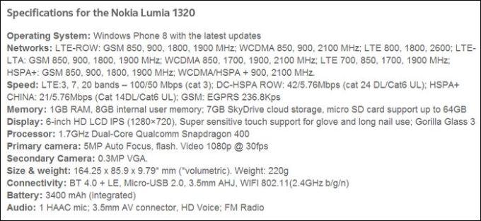 nokia-lumia-1320-specs