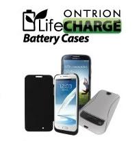 Ontrion: Carcasas protectoras y con batería extra para tu smartphone