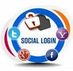 El uso del Login Social de Facebook sigue en aumento, mientras que el uso del login social de Yahoo y Google+ disminuye