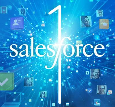 Se presentó el nuevo CRM Salesforce1 y HP será socio estratégico en la #Nube
