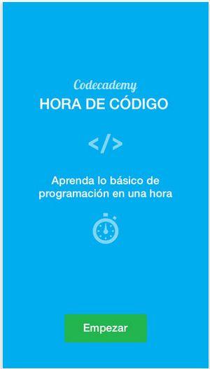 codecademy-hora-de-codigo