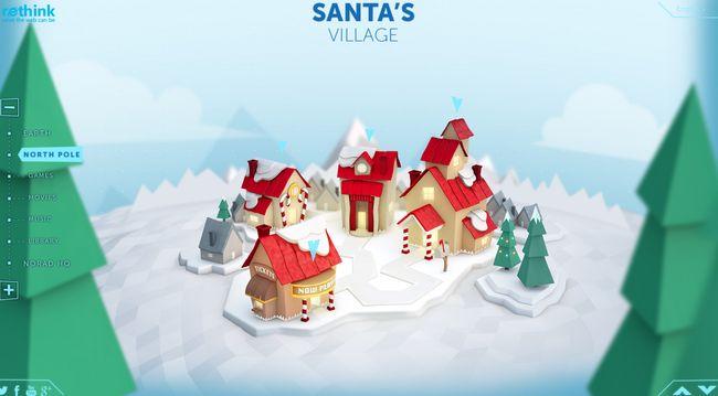 microsoft-norad-santa-tracker-santa-village