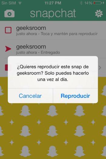 snapchat-reproducir