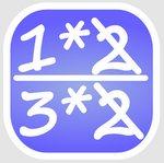 DLD Calc, aplicación móvil para resolver operaciones paso a paso con fracciones y enteros