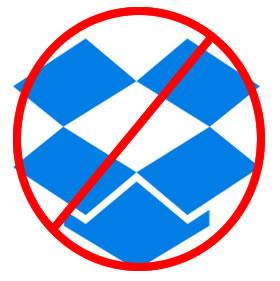 Dropbox está experimentando problemas desde ayer (10/ENE) [Actualización]