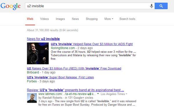 google-results-youtube-u2