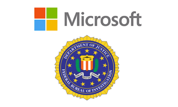 Microsoft-FBI
