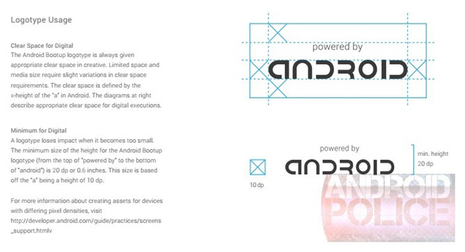 android-branding