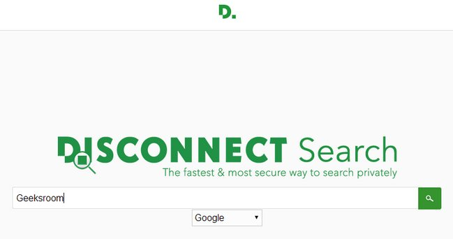 disconnect-search