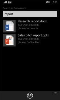 files-windows-phone-8-1-search