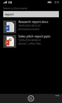 files-windows-phone-8-1-search