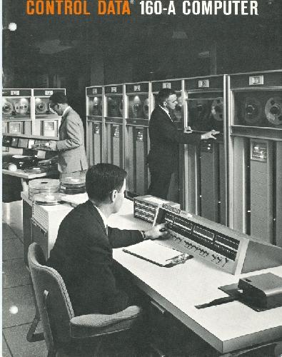 control-data-160-a-computer