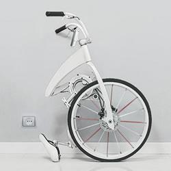GiBike : Una bicicleta eléctrica plegable en búsqueda de financiamiento