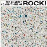 Gráfico muestra las conexiones de más de 700 artistas en 500 de las bandas más populares de rock