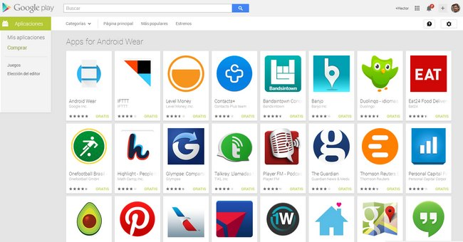 google-play-android-wear-apps-section