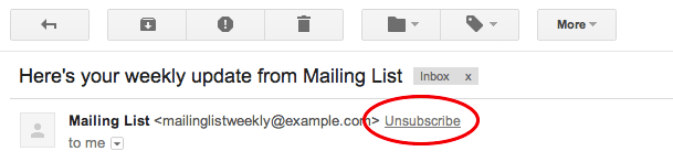 gmail-unsubscribe