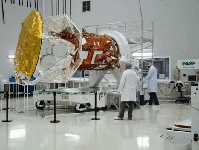 Argentina lanza el primer satélite geoestacionario de LATAM (TV, telefonía, Internet y datos)