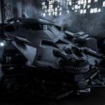 Zack Snyder muestra oficialmente el Batimóvil que usará en Batman vs Supermán