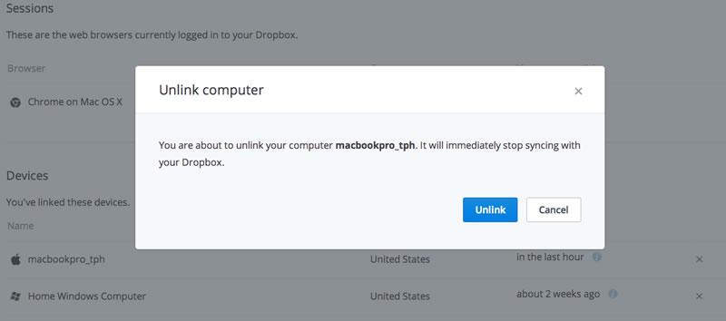como-Unlink-Dropbox