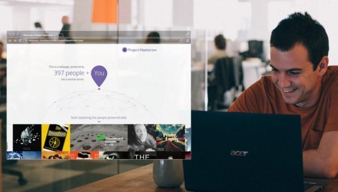 bittorrent-project-maelstrom