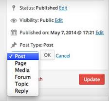 Post Type Switcher: Pasar entradas a páginas o viceversa en WordPress