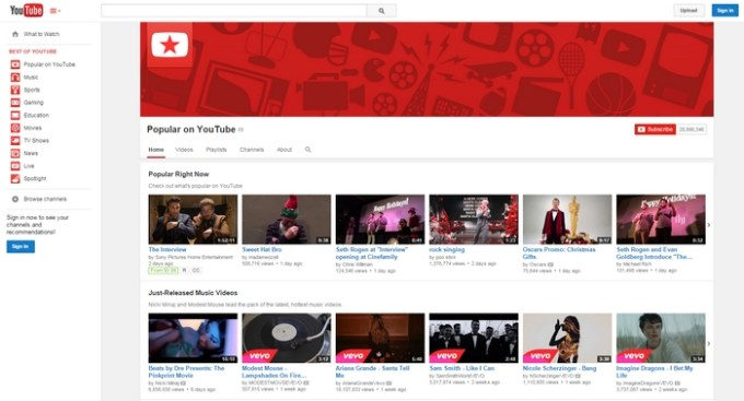 the-interview-most-popular-youtube
