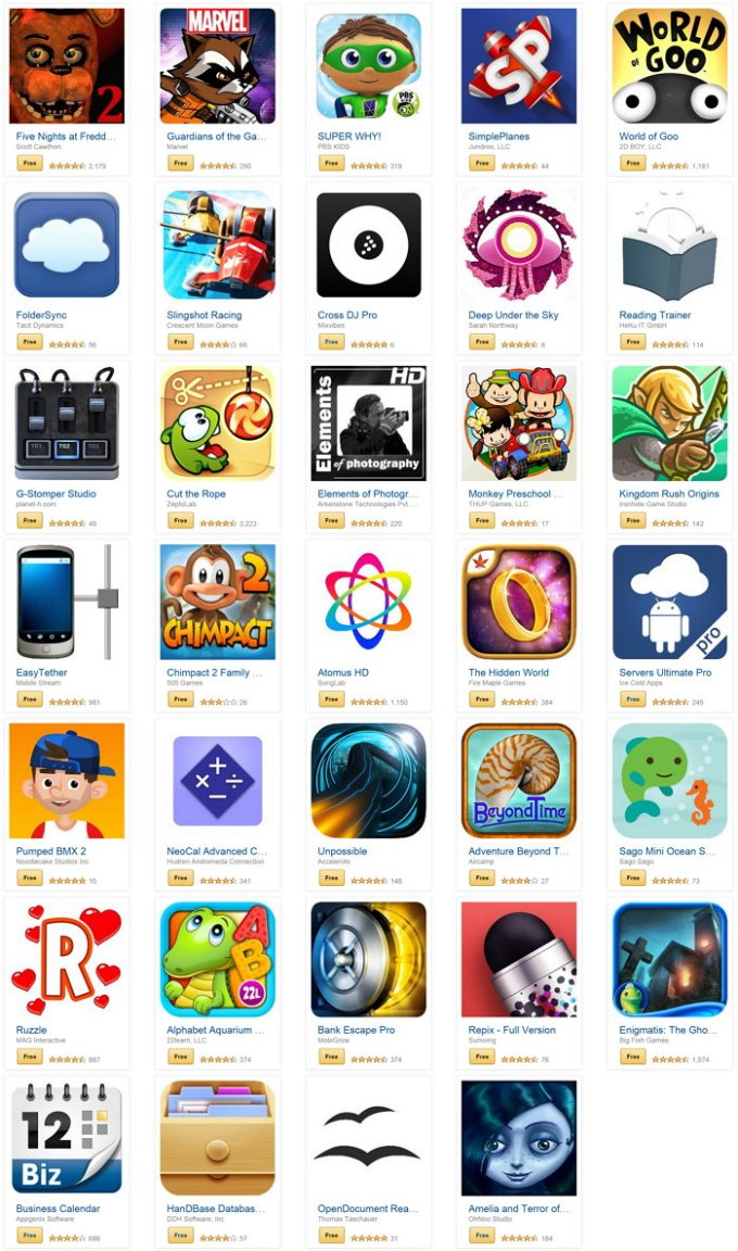 amazon-free-apps