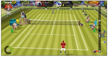 motion-tennis-cast-game