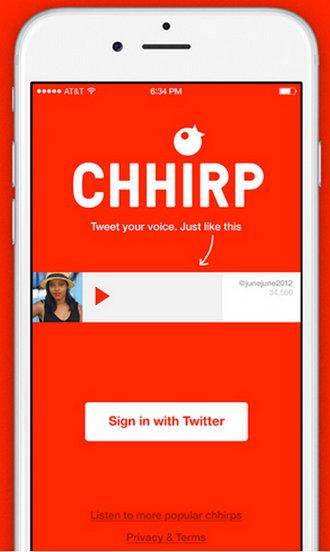 chhirp