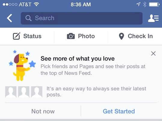facebook-test-news-feed-personalizar