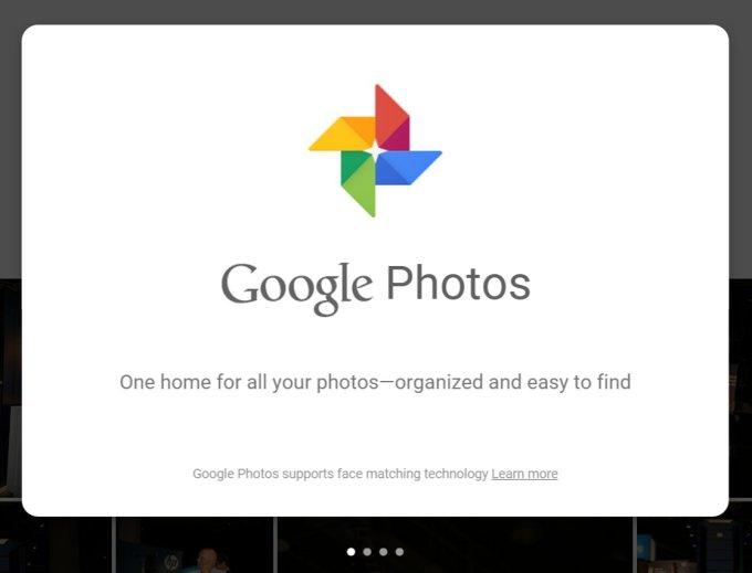 google-photos-inicio
