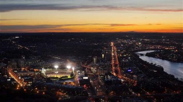 Una panorámica de la ciudad de Boston - brookings.edu