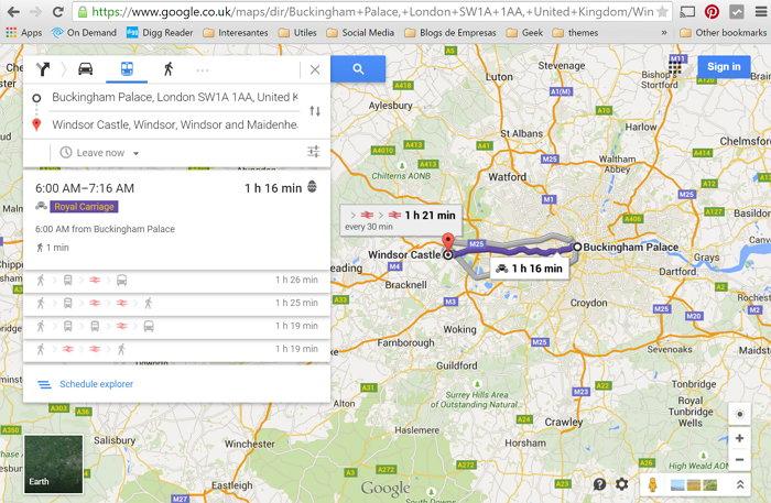 google-maps-royal-carriage